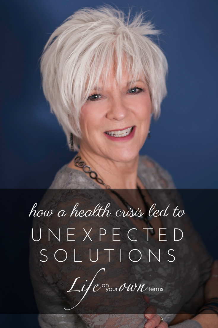 How A Health Crisis Led To Unexpected Solutions | Terry Hess Spotlight Story