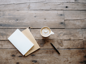 Your life isn't just about YOU: How to give back - Send a handwritten letter of encouragement to a friend going through a rough time.